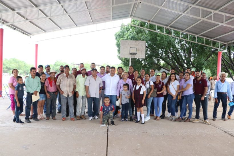 Llega Dif En Tu Comunidad A San Jose De Chila Informacion Para Servir Con Manuel Gonzalez